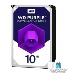 Western Digital Purple WD100PURZ 10TB هارد دیسک اینترنال