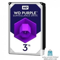 Western Digital Purple WD30PURZ 3TB هارد دیسک اینترنال