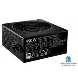 Cooler Master MWE white 450 Computer Power Supply منبع تغذیه