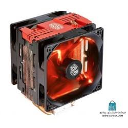 Cooler Master Hyper 212 LED Turbo Red Edition CPU Cooler سيستم خنک کننده کولرمستر