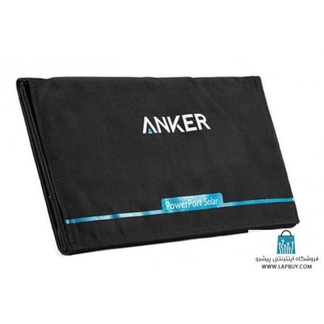 Anker A2421011 PowerPort Solar Power Bank شارژر همراه خورشیدی انکر
