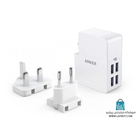 Anker A2042 With Microusb Cable شارژر دیواری انکر
