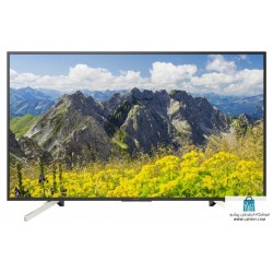 SONY LED 4K TV X7500F 55 Inch تلویزیون ال ای دی سونی