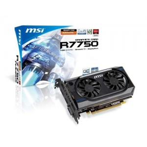 MSI ATI Radeon 7750 کارت گرافیک