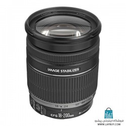 Canon EF-S 18-200mm 1:3.5-5.6 IS Lens لنز دوربین عکاسی کنان