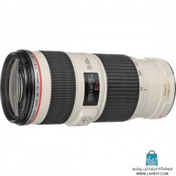 Canon EF 70-200 F/4 L USM IS Lens لنز دوربین عکاسی کنان