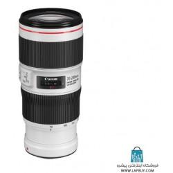 Canon EF 70-200mm f/4L IS II USM لنز دوربین عکاسی کنان