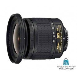 Nikon AF-P DX NIKKOR 10-20mm f/4.5-5.6G VR For Nikon Cameras Lens لنز دوربین عکاسی نیکون
