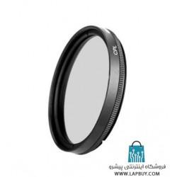 Canon Screw-in Filter 58 mm Lens Filter فیلتر لنز پولاریزه کانن