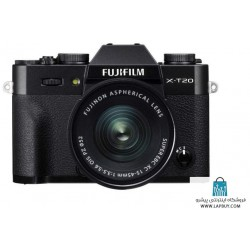 Fujifilm X-T20 mirrorless digital Camera with XC 15-45mm Lens دوربین دیجیتال فوجی فیلم