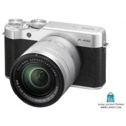Fujifilm X-A10 Mirrorless Digital Camera with 16-50mm Lens دوربین دیجیتال فوجی فیلم