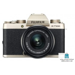 Fujifilm X-T100 mirrorless digital Camera with XC 15-45mm Lens دوربین دیجیتال فوجی فیلم