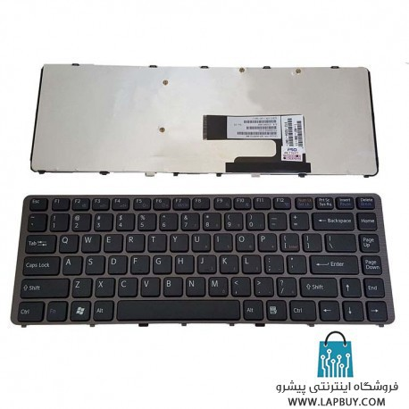 VGN-NW کیبورد لپ تاپ سونی