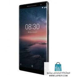 Nokia 8 Sirocco 128GB Mobile Phone گوشی موبایل نوکیا