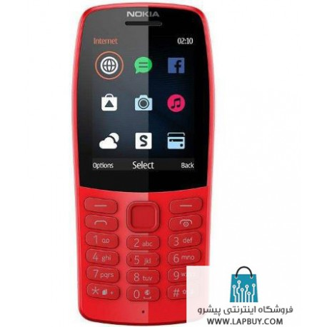 Nokia 210 Dual Sim Mobile Phone گوشی موبایل دکمه ای نوکیا