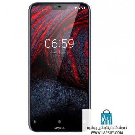 Nokia 6.1Plus Dual SIM 64GB Mobile Phone گوشی موبایل نوکیا