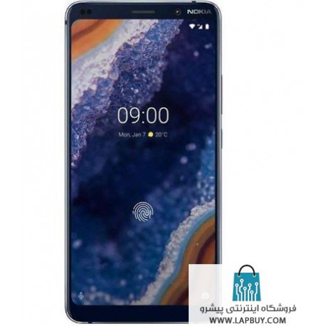 Nokia 9 PureView TA-1087 Dual SIM 128 GB Mobile Phone گوشی موبایل نوکیا