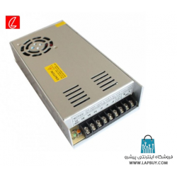 Switching Power Supply 320W 50A 3.5V تغذیه سوئیچینگ فلزی فن دار