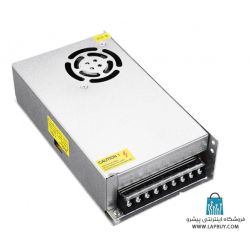 Switching Power Supply 5v-40A تغذیه سوئیچینگ فلزی فن دار