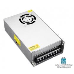 Switching Power Supply 5v-40A تغذیه سوئیچینگ فلزی فن دار
