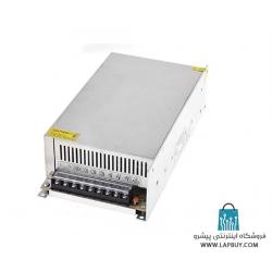 Switching Power Supply 12v-40A تغذیه سوئیچینگ فلزی فن دار