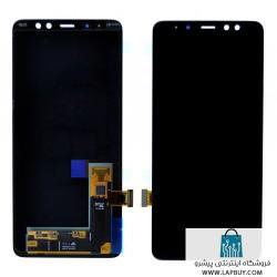 Samsung Galaxy A8+ 2018 SM-A730 تاچ و ال سی دی موبایل سامسونگ