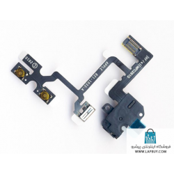 Apple iPhone 4 - Audio Flex-Cable + Earphone Jack فلت گوشی اپل