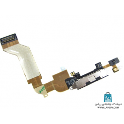 Apple iPhone 4s - Plug In Flex Cable / Dock Connector فلت گوشی اپل