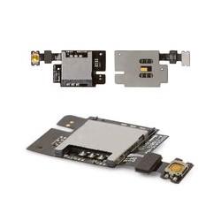 HTC C110e Radar کانکتور سیم کارت گوشی موبایل اچ تی سی