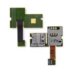 Nokia E51 کانکتور سیم کارت گوشی موبایل نوکیا
