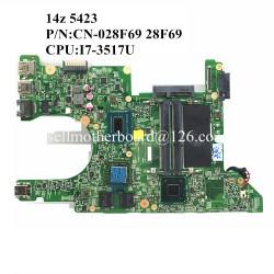 Dell 14z 5423 مادربرد لپ تاپ دل