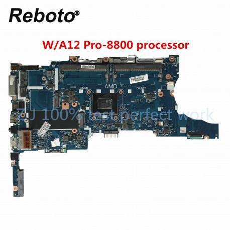 HP 745 G3 845 G3 827576-001 مادربرد لپ تاپ اچ پی