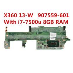 HP Spectre x360 13-W 907559-601 مادربرد لپ تاپ اچ پی
