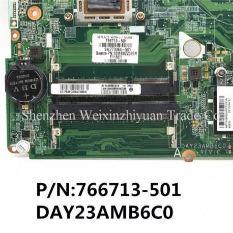 HP 15Z-P 15P 15-P 766713-501 مادربرد لپ تاپ اچ پی