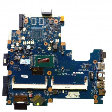 HP 15-R SR1EK i3-4005u مادربرد لپ تاپ اچ پی