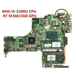 HP 14-AB SR23Y I5-5200U R7 مادربرد لپ تاپ اچ پی