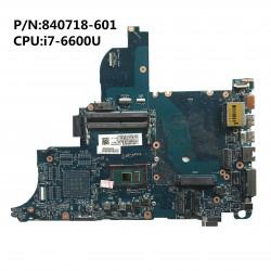 HP 640 G2 650 G2 840718-601 مادربرد لپ تاپ اچ پی