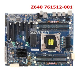 HP Z640 761512-001 مادربرد لپ تاپ اچ پی