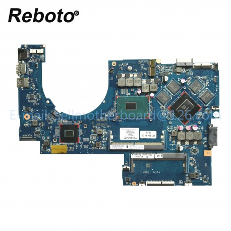 HP 17-AB 17T-AB 862260-601 مادربرد لپ تاپ اچ پی