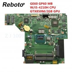 MSI GE60 GP60 MS-16GH1 مادربرد لپ تاپ ام اس ای