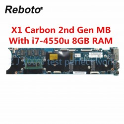 LENOVO X1 i7-4550u مادربرد لپ تاپ لنوو
