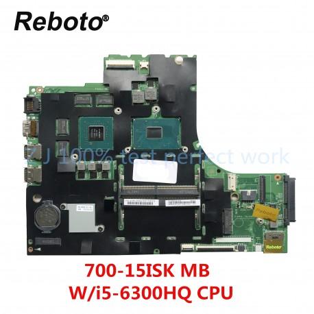 LENOVO 700-15ISK i5-6300HQ مادربرد لپ تاپ لنوو