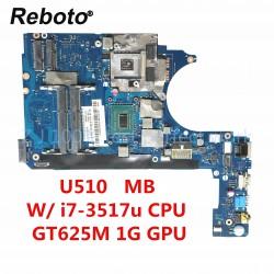 Lenovo U510 LA-8971P i7-3517u مادربرد لپ تاپ لنوو