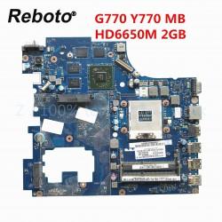 Lenovo G770 Y770 مادربرد لپ تاپ لنوو