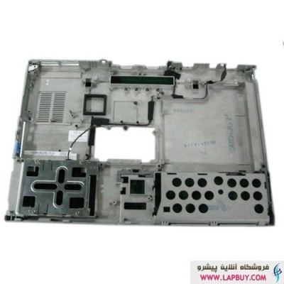 Bottom Case Dell Latitude D620 قاب کف و دور کیبورد لپ تاپ دل