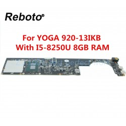 Lenovo 920-13IKB I5-8250U مادربرد لپ تاپ لنوو