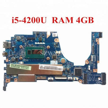 Lenovo 2 13 i5-4200 مادربرد لپ تاپ لنوو