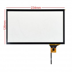 Capacitive Touch Screen 10.1 inch 6pin تاچ اسکرین خازنی