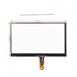 Capacitive Touch Screen 15 inch تاچ اسکرین خازنی