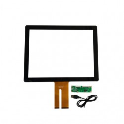 Capacitive Multi Touch Screen 15 Inch تاچ اسکرین خازنی